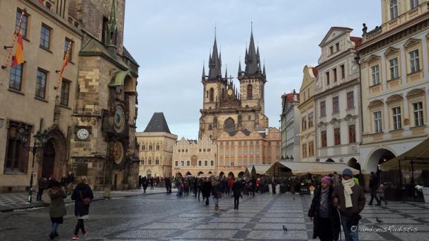 andonis radistis- prague travels