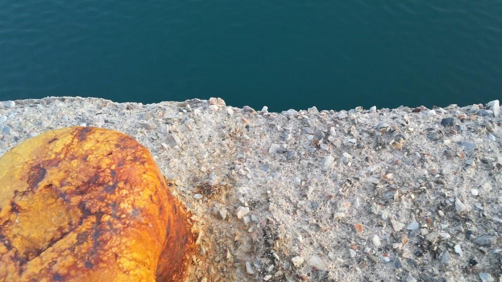 aegean blue sea contrasts - andonis radistis
